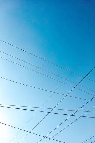 बिजली की लाइनें