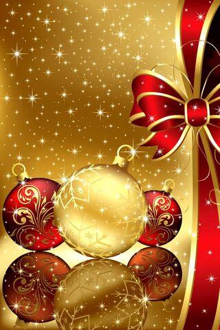 Navidad brillante