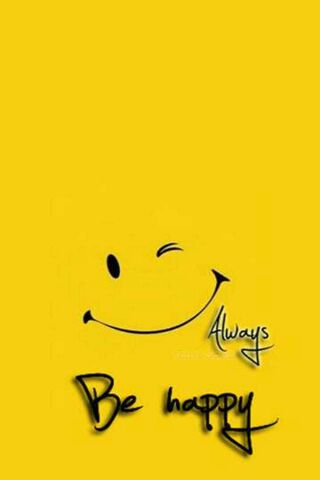 Smile N Be Happy