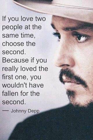 Citation De Johnny Depp Fond D Ecran Telecharger Sur Votre
