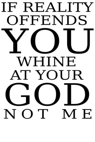 I M Not God
