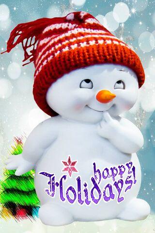Joyeuses fêtes à vous