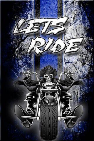 让我们骑吧