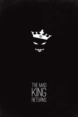 The Mad King Returns