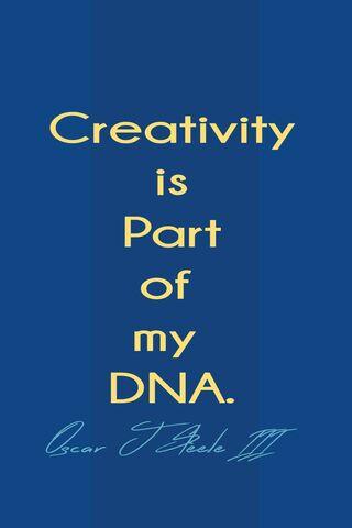 Творчество днк