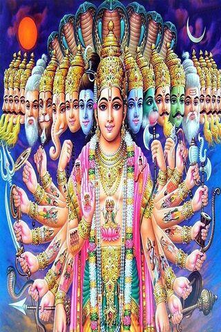 Vishnu-Several
