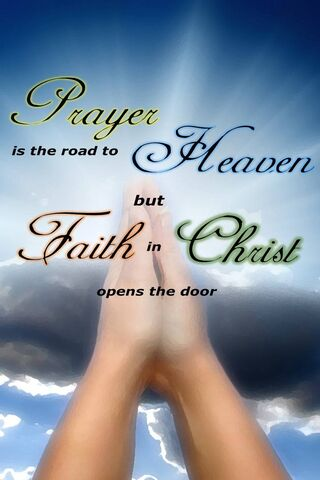 Prayer Is The Road
