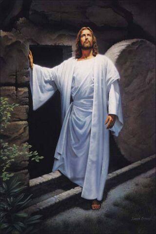 复活节耶稣