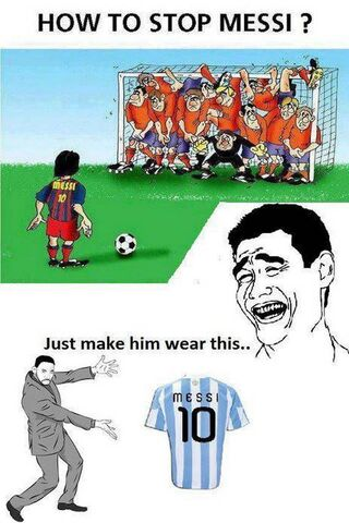 To Stop Messi