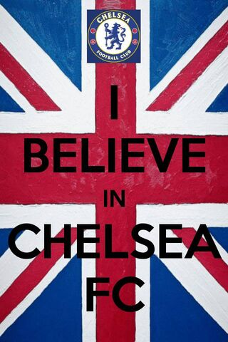 I Believe In Chelsea