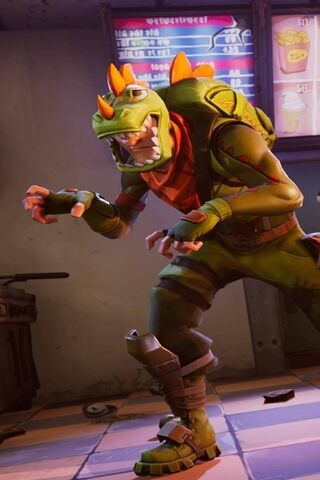 Fortnite Rex Wallpaper Download To Your Mobile From Phoneky
