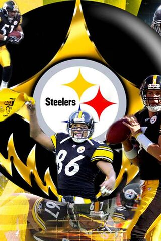 Steelers Action