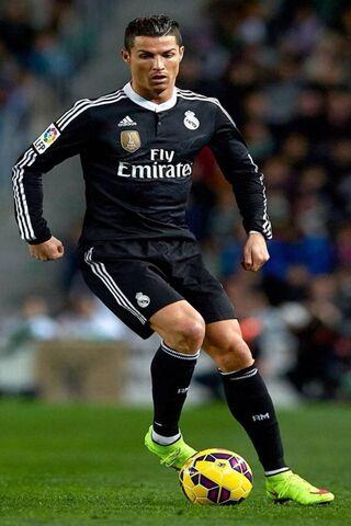 Ronaldo Cr7 Gerçek
