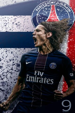 Edinson Cavani Wallpaper Download To Your Mobile From Phoneky