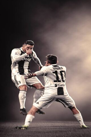 Ronaldo und Dybala
