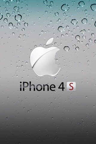 Iphone 4s Waterdrops