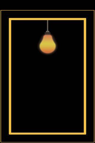 Light Bulb Screen