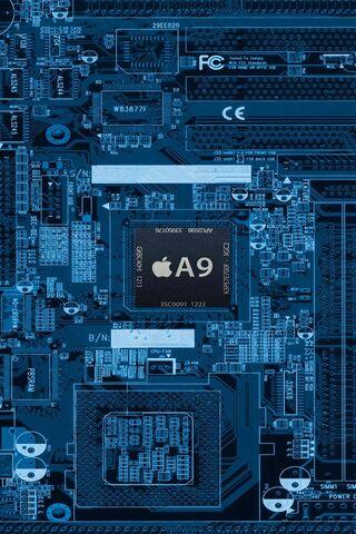 Iphone A9 चिप