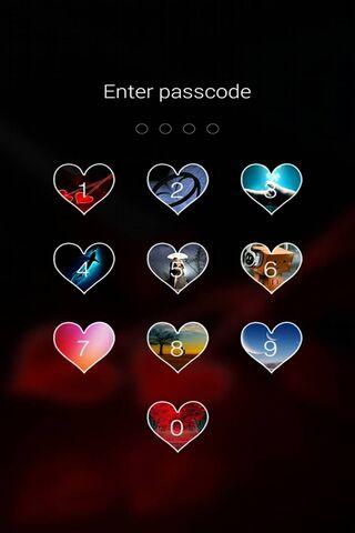 Screen Passcode