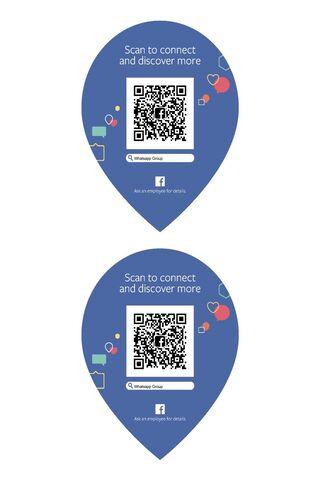 فيسبوك ملصق الخلفية تحميل إلى هاتفك النقال من Phoneky