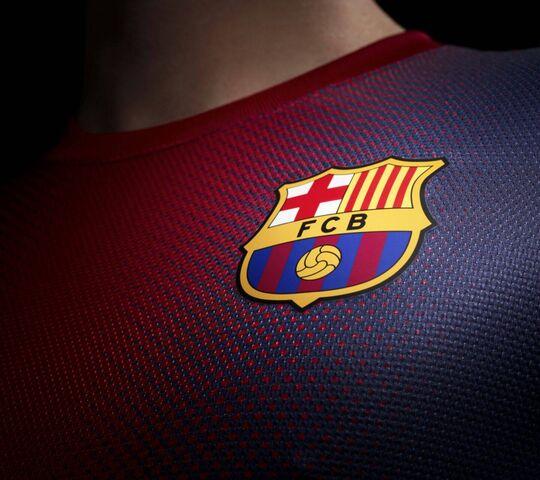 Logo Du Fc Barcelone Fond D Ecran Telecharger Sur Votre Mobile Depuis Phoneky