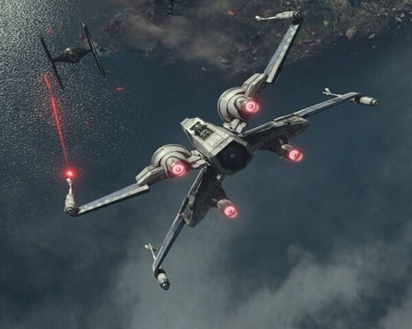 Star Wars X Wing Wallpaper Download To Your Mobile From Phoneky