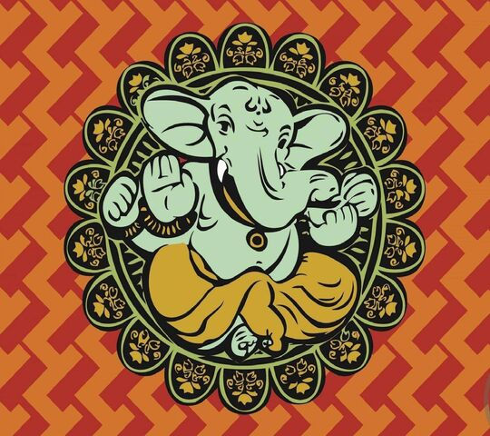 Shree Ganesh Hd Wallpaper Download To Your Mobile From Phoneky