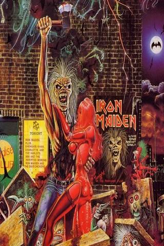 Eddie(Iron Maiden)