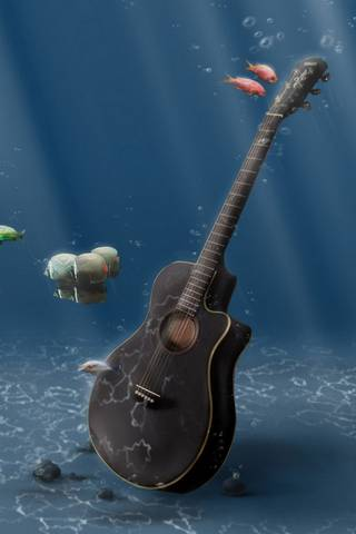 Abstra Guitar2