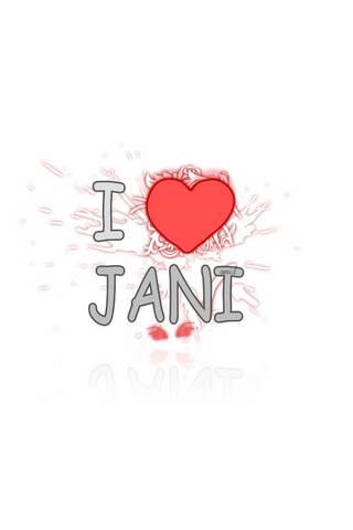 I Love Jani