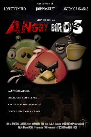 Angry Birds Voices