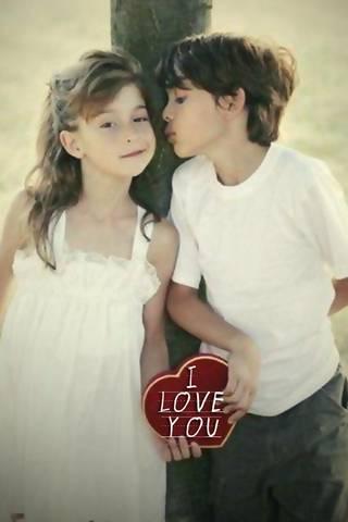 Cute Love Couple