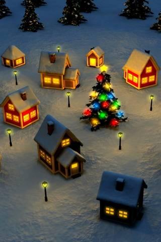 ليلة عيد الميلاد