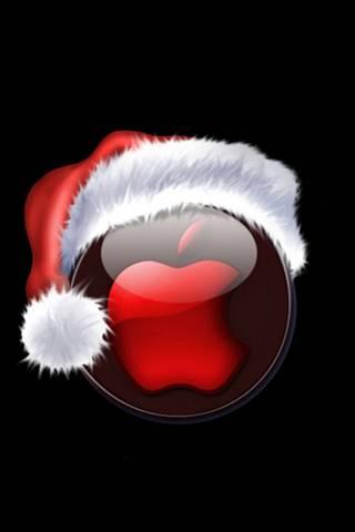 التفاح عيد الميلاد